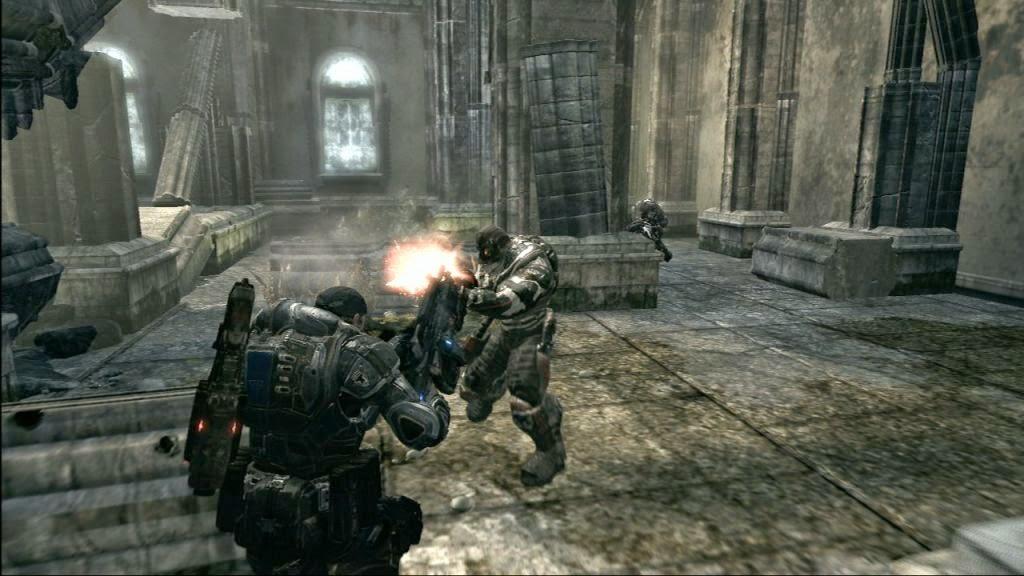 Скачать игру gears of war 1 через торрент