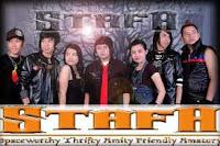 Profil Personel Stafaband | Stafaband Band Indie dari Malang | Stafaband Info