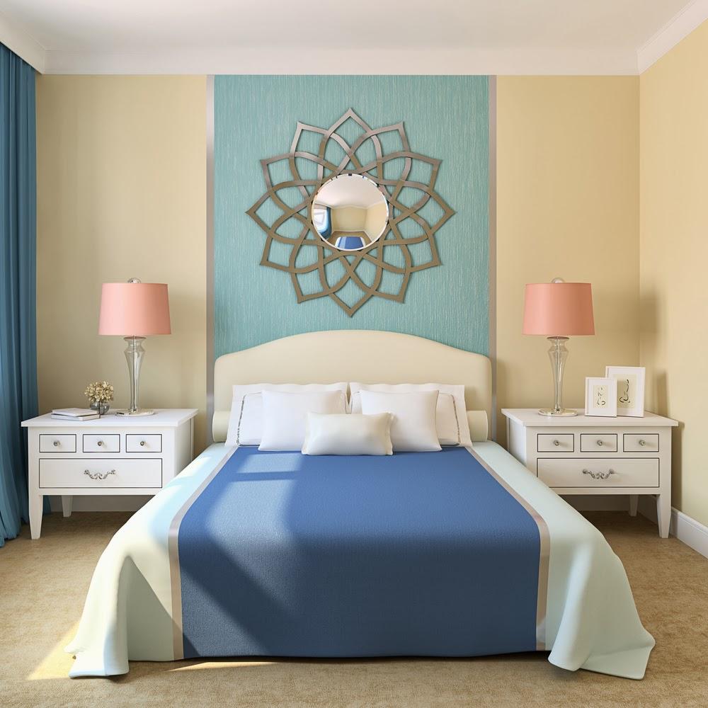 Colores Relajantes para el Dormitorio.