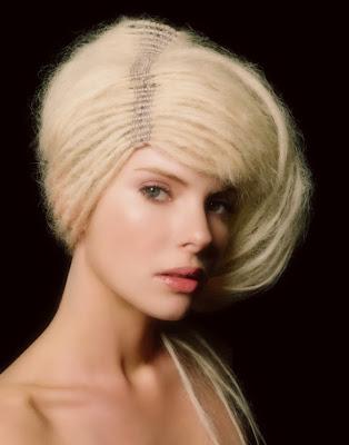 бисер в волосах Roberto Perozzi