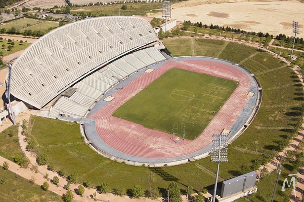 ** Imagen Nuevo estadio