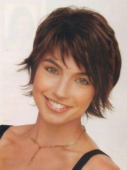 Saggy ou Shag - Corte de cabelo curto - tendência cabelo 2015