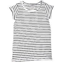 camiseta rayas kiabi verano 2012