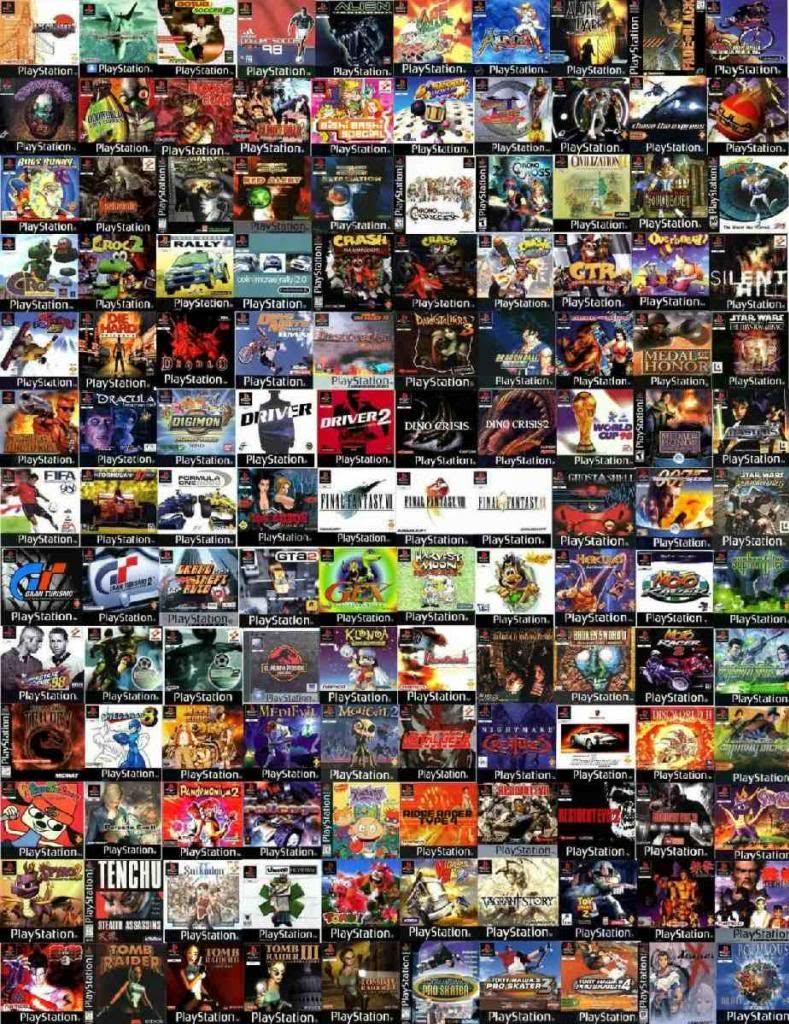 de juegos para Xbox360 / PS2/ PSX / PSP/ Wii / PC: Listado juegos