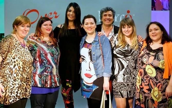 curvy casting di Keyrà di Alberto Cacciari con la giuria di blogger
