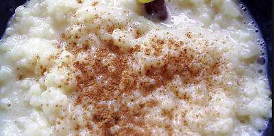 recetas de cocina arroz con leche