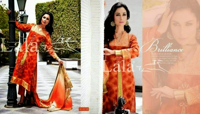 Lala Sensuous Embroidered Collection