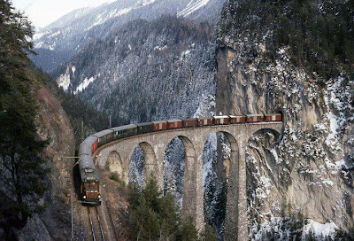 Amazing Railway Track Wallpapers