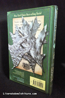 spiderwick the ironwood tree back cover