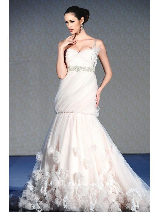 Luxus Brautkleider Online Blog: Brautkleider sollten nicht rein weiß ...
