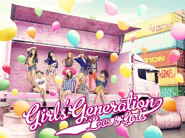 Girls' Generation (SNSD) - Lingua Franca