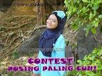 @30 apr : contest posing paling cun