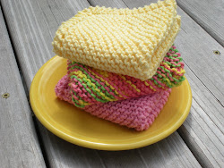 Summer Dishcloths