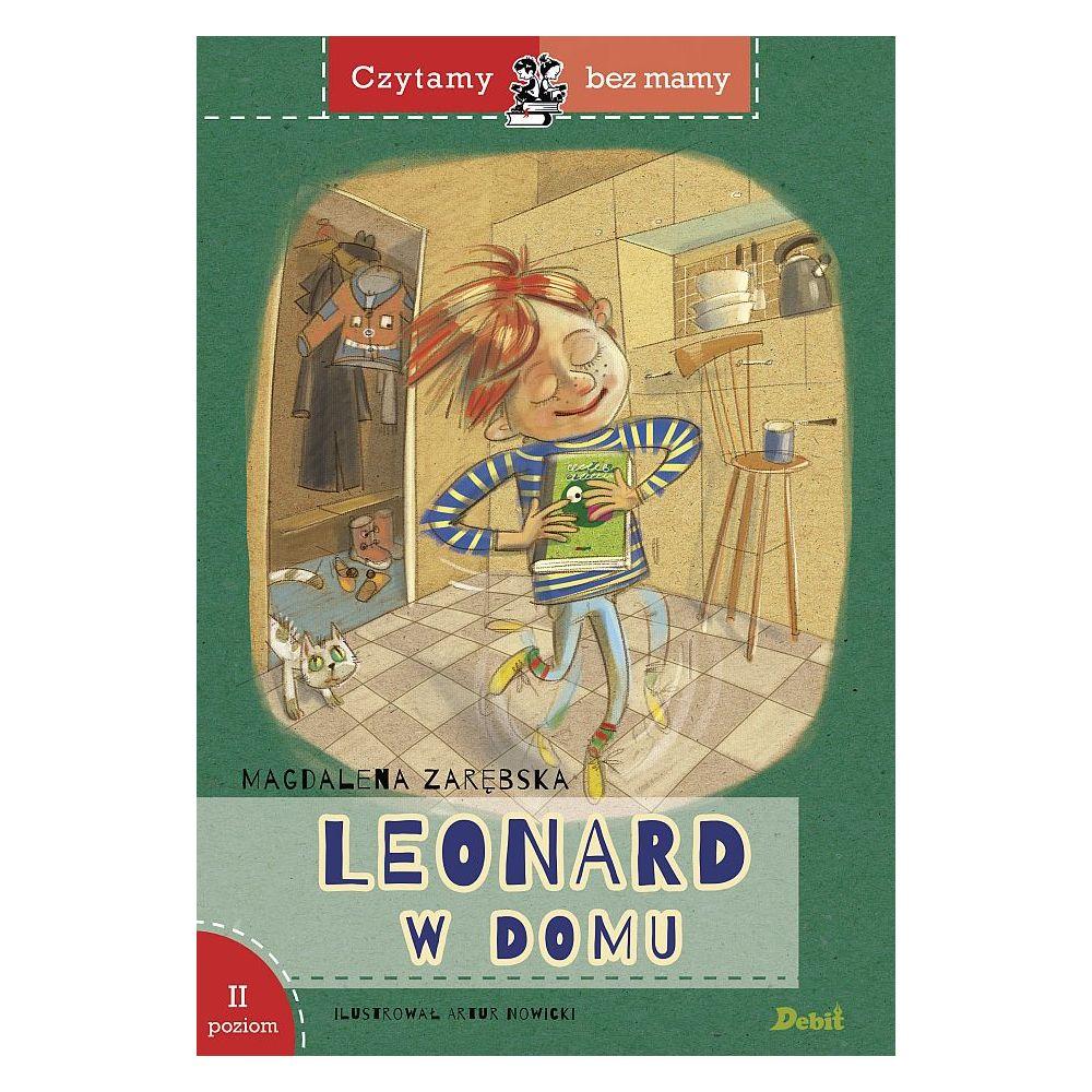 Leonard w domu