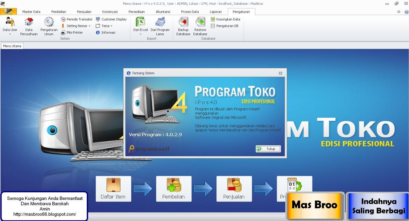 Program Toko Ipos 4 Keygen Torrent