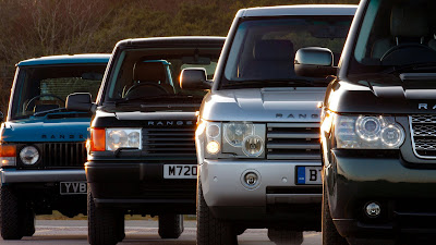 Land Rover Range Rover History 1970-2013 | CARWP