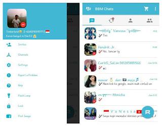 BBM BLUE V2.10.0.31 Apk