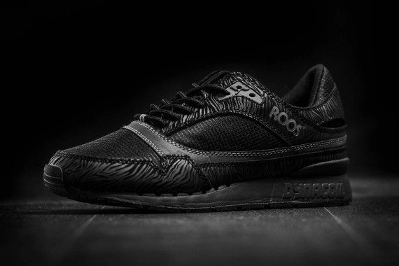 KangaROOS Rage & Coil-R1 – All Black Pack