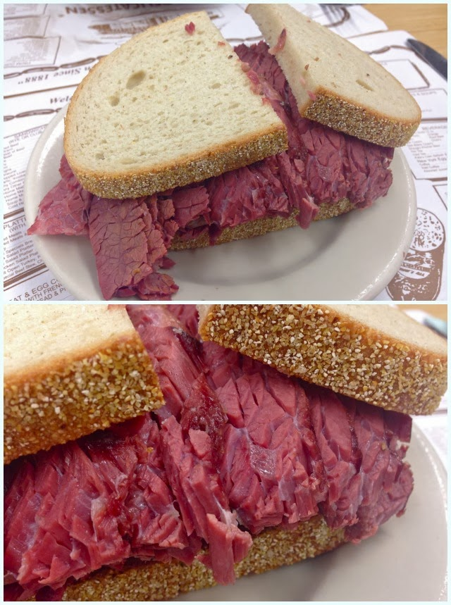 Katz's Deli, New York - Corned Beef