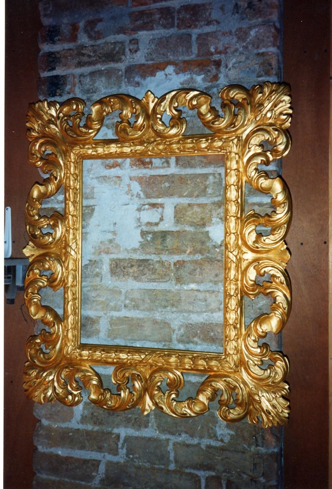 Laboratorio di restauro e doratura mason la doratura - Vernice per mobili ...