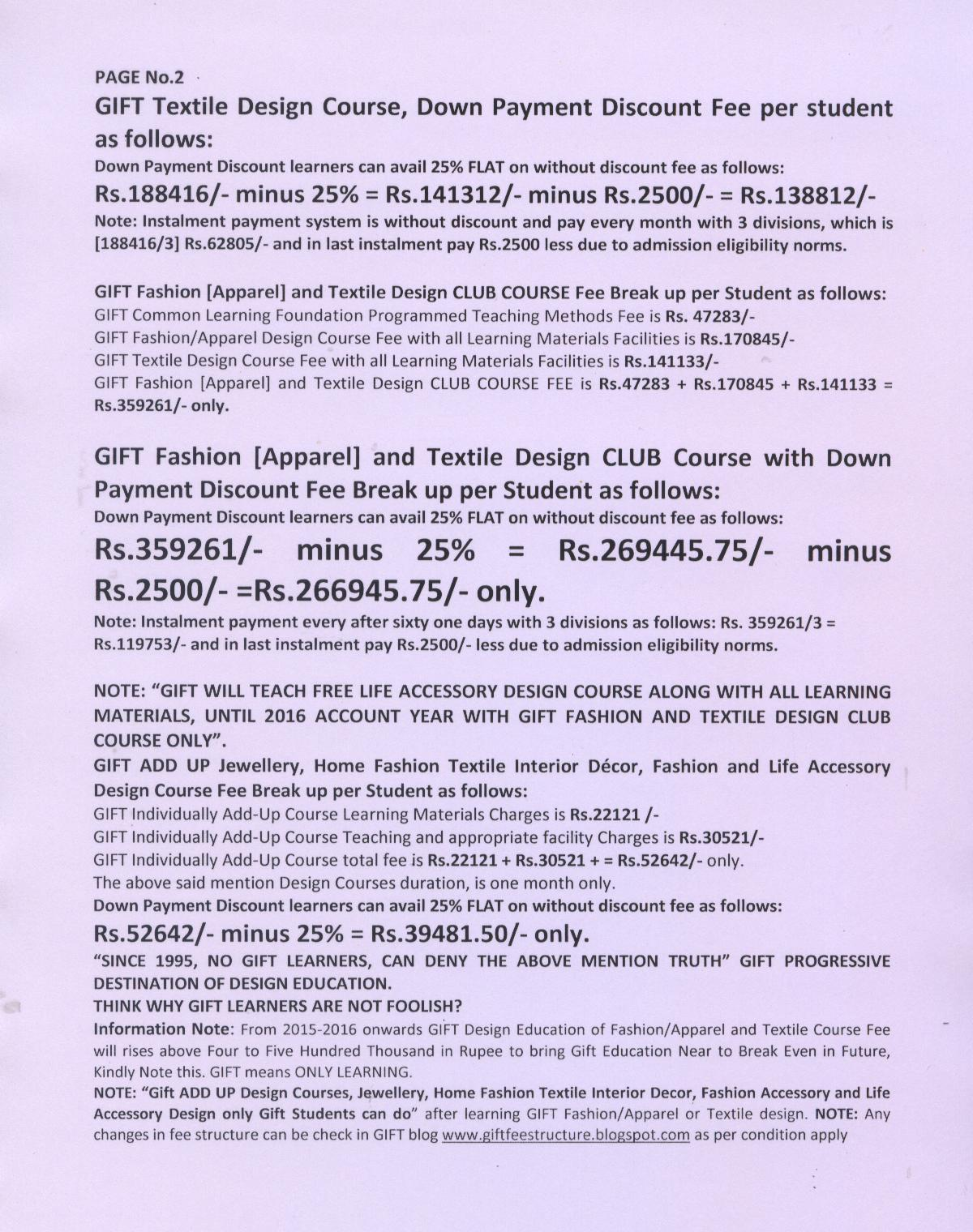 Part Time Fashion Designing Course In Ahmedabad