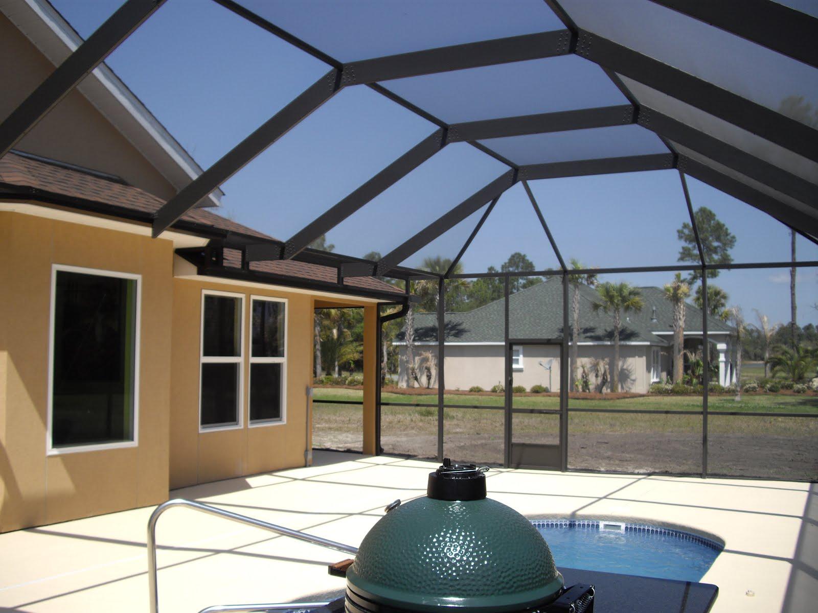 Pool Enclosures Usa North Florida Screen Enclosures