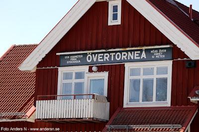övertorneå station