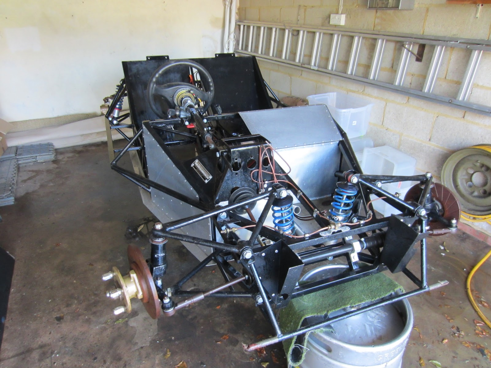 Sylva J15 Kit Car Build