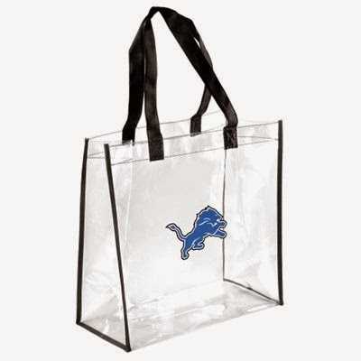 Detroit Lions NFL game bag - Hello, Handbag