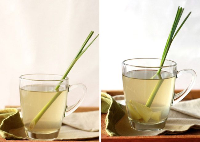 Ginger Lemongrass Spiced Tea | Thailand Recipes