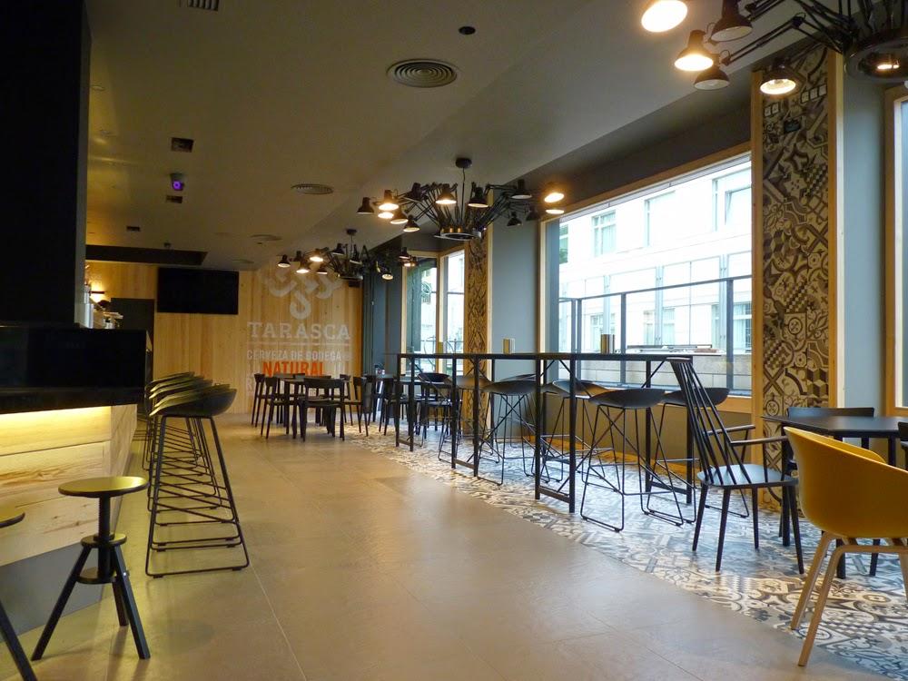 Urbina vinos blog bar restaurante cervecer a caf for Decoracion logrono