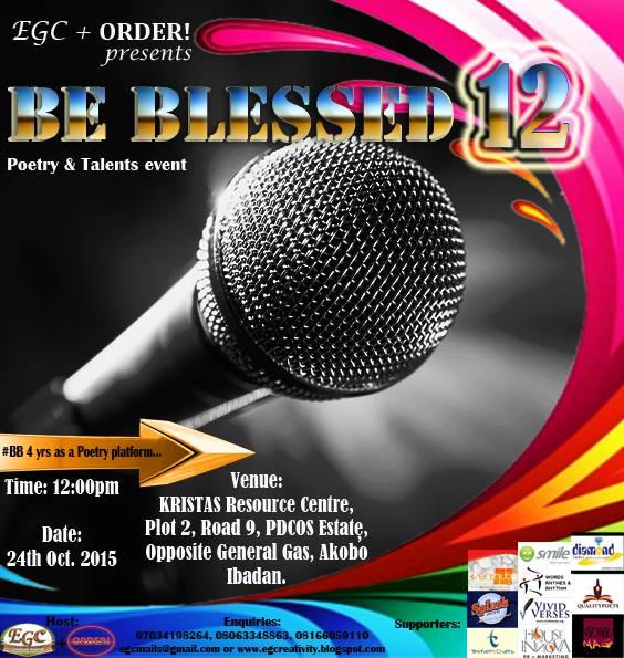 See u at #BB12 in Ibadan