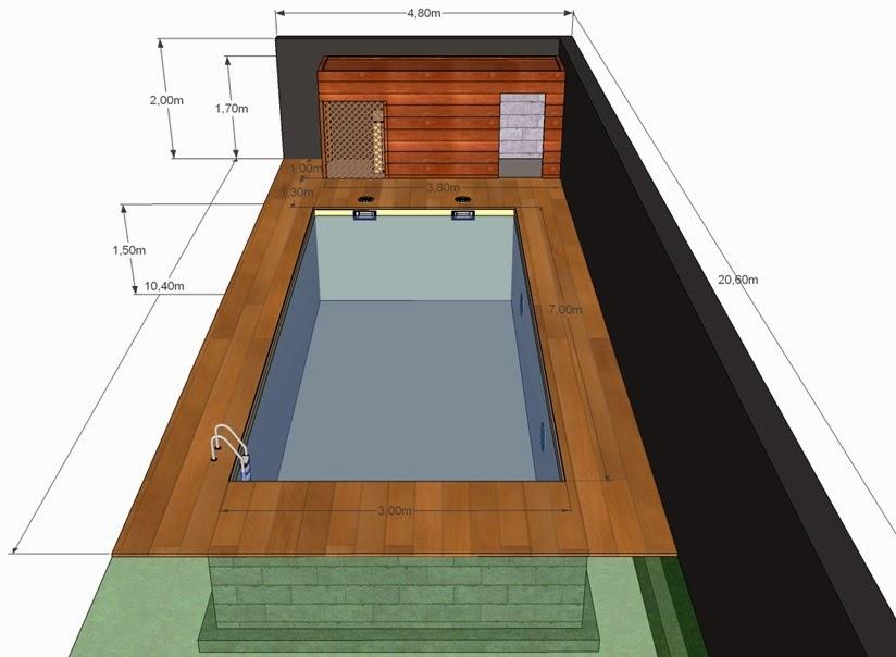 projet tapes de construction dune piscine en gironde - Cout De Construction D Une Piscine