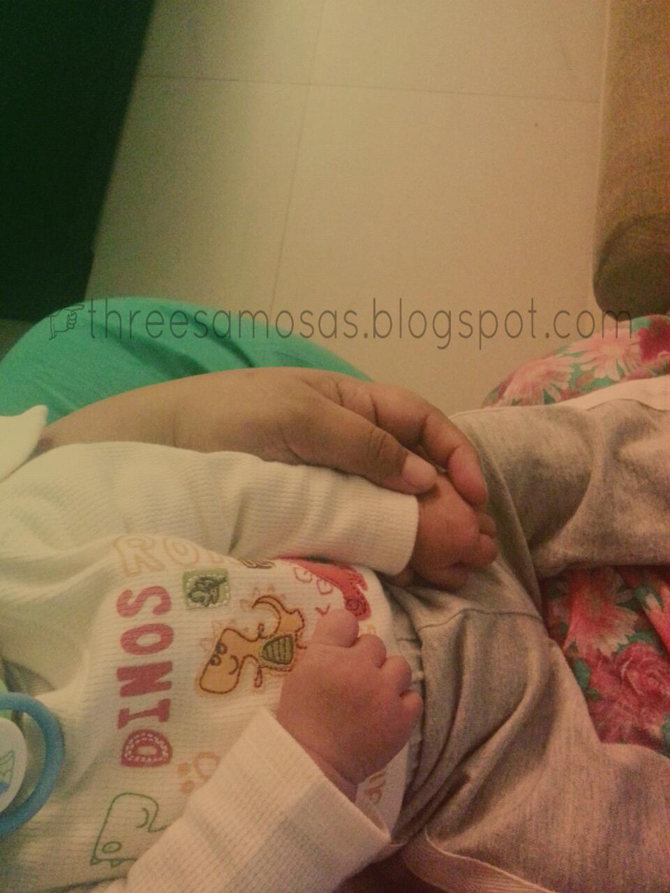 baby boy Zavi