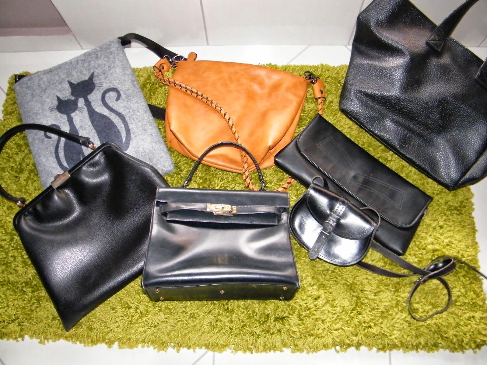 ddc59725b82e6 Moje torebki.. - Czerwona Sukienka - Blogi Modowe