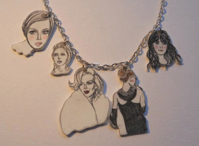 Jewellery by Jaymie icons necklace