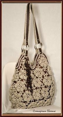 сумки, вязание крючком, вязание спицами,