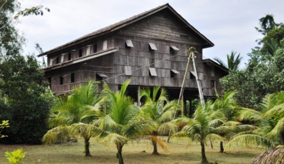 Jom Kenali Keunikan Etnik Sarawak Di Kampung Budaya Sarawak