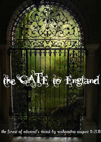 The Gate to England ~ The Forest of Edward's Mind by Roshandra