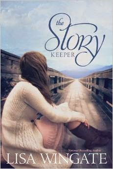 http://www.amazon.com/Story-Keeper-Lisa-Wingate/dp/1414386893/ref=la_B001HCX5WK_1_3?s=books&ie=UTF8&qid=1399543537&sr=1-3