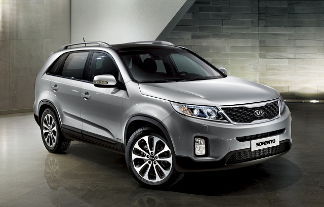 New Kia Sorento 2016 Review, Specs, Features and Price | Net 4 Cars