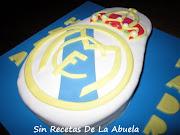 Este escudo del Real Madrid ha sido un detalle que he querido tener con una . (img)