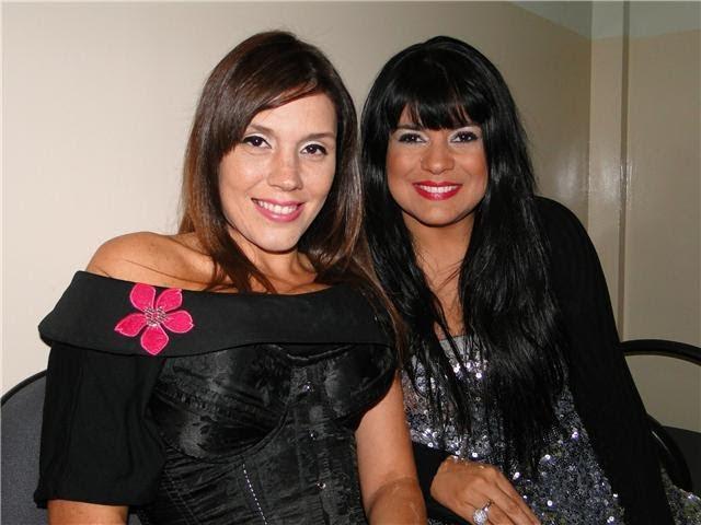 Simony e Mara Maravilha
