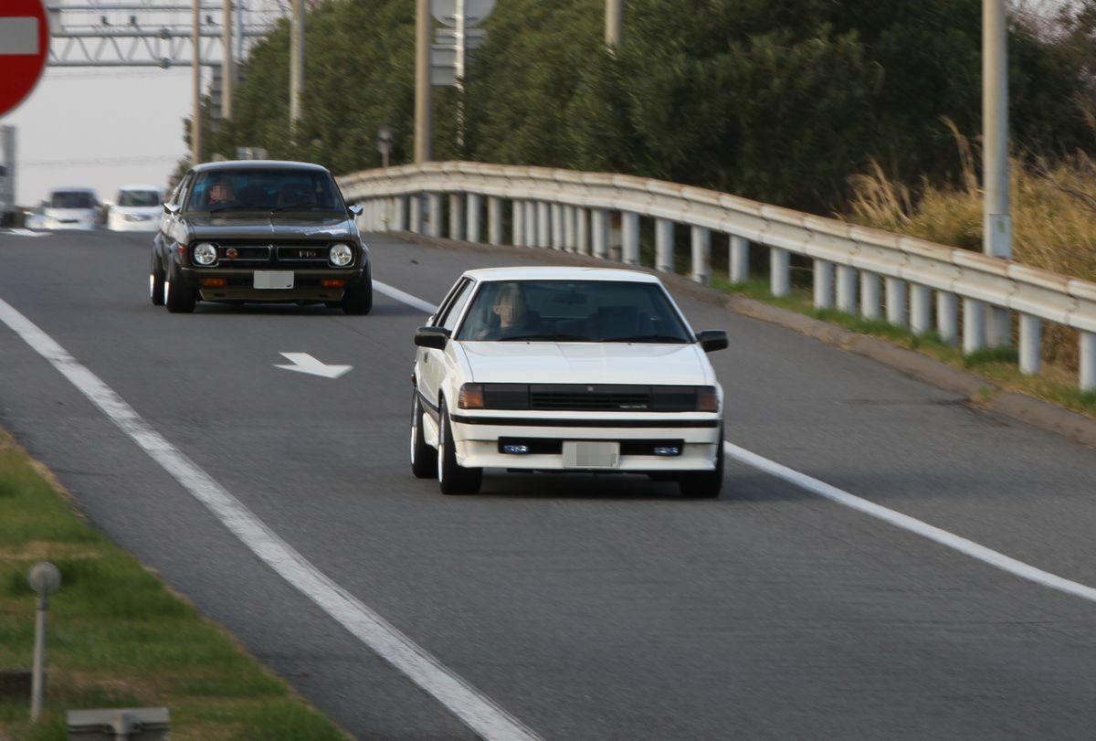 Mitsubishi Galant FTO & Toyota Celica A60