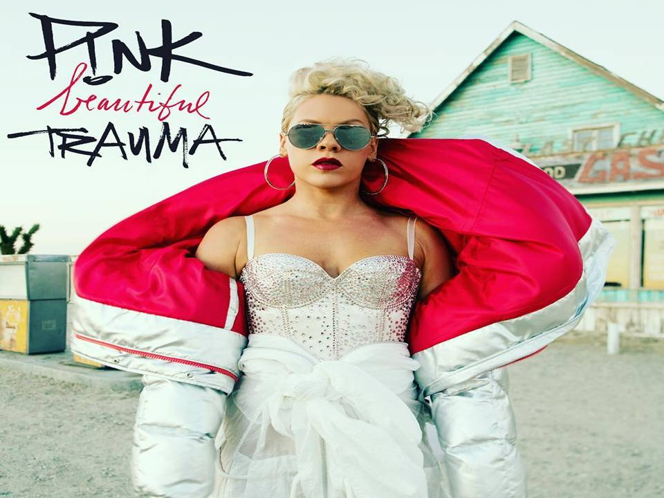Beatiful Trauma Álbum De Pink