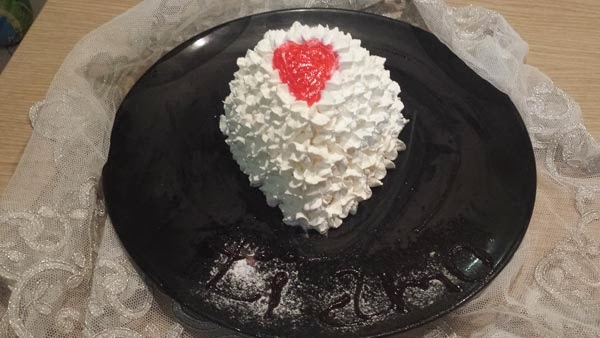 nuvola d'amore - quando la fantasia sposa la dolcezza