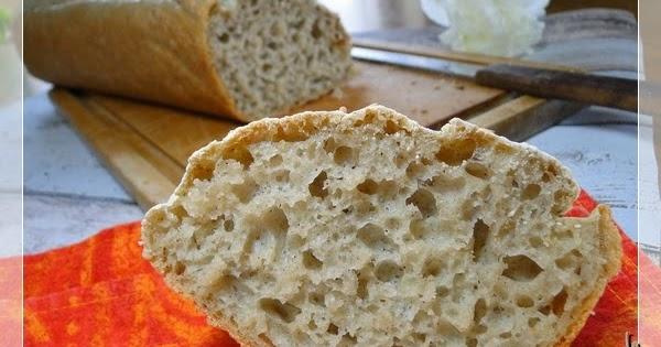 gourmande sans gluten recette de pain sans gluten facile au levain de quinoa sans machine. Black Bedroom Furniture Sets. Home Design Ideas