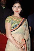 Samantha Latest Glam pics in saree-thumbnail-6