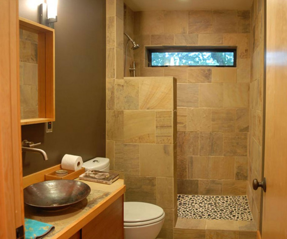 contoh keramik kamar mandi terlihat bagus