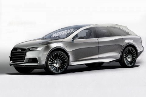 Audi approve Q8 e-tron SUV with 600 km range for production ...